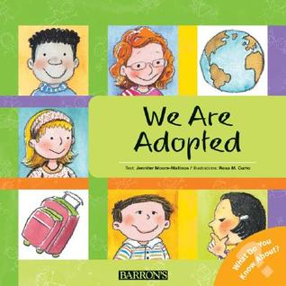 We Are Adopted (Let's Talk About It Books)