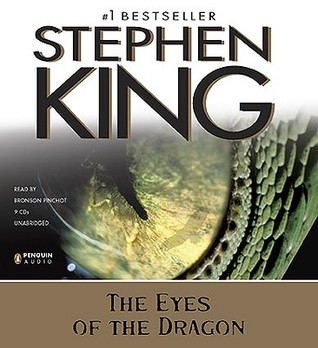 The Eyes of the Dragon Unabridged CD's