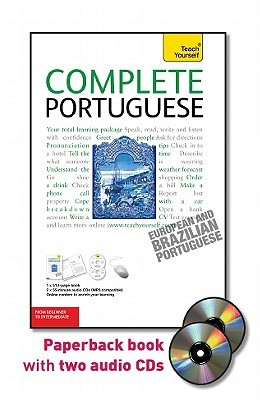 Complete Portuguese with Two Audio CDs: A Teach Yourself Guide (Teach Yourself Language Complete Courses)
