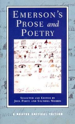 Prose and Poetry by Ralph Waldo Emerson