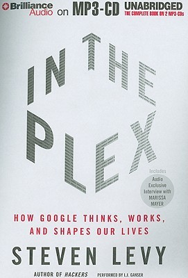 In The Plex by Steven Levy