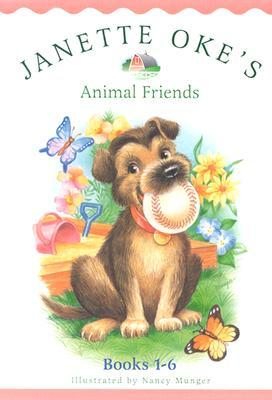 Janette Oke's Animal Friends Pack by Janette Oke