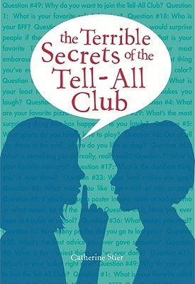 The Terrible Secrets of the Tell-All Club