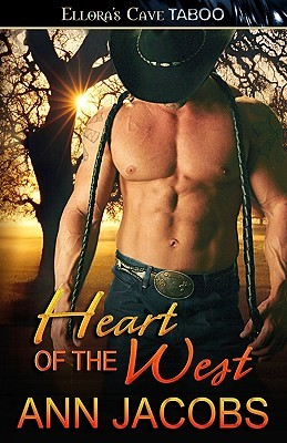 Heart of the West by Ann Jacobs