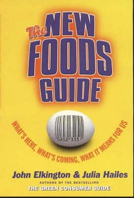 The New Foods Guide: What's Here, What's Coming, What It Means For Us