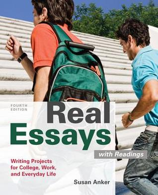 real essays with readings by susan anker Real writing with readings, by susan anker nicole aitken.