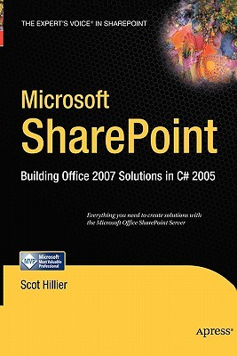 Microsoft Sharepoint by Scot P. Hillier