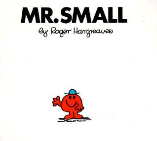 Mr. Small by Roger Hargreaves