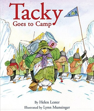 Tacky Goes to Camp by Helen Lester
