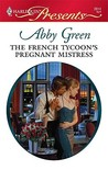 The French Tycoon's Pregnant Mistress (International Billionaires, #3)