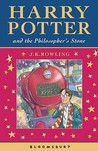 Harry Potter and the Philosopher's Stone by J.K. Rowling