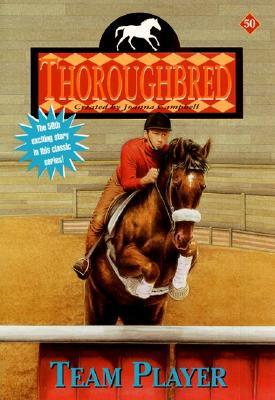 Team Player (Thoroughbred, #50)
