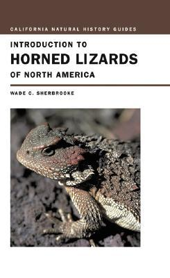 Introduction to Horned Lizards of North America by Wade C. Sherbrooke