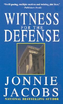 Witness for the Defense by Jonnie Jacobs