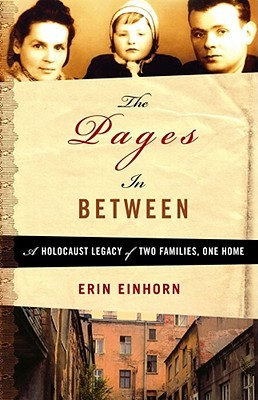 The Pages In Between by Erin Einhorn