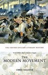 The Oxford English Literary History: The Modern Movement: 1910-1940: 1910-1940 - The Modern Movement v. 10