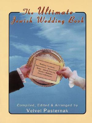 The Ultimate Jewish Wedding Book [With CD]