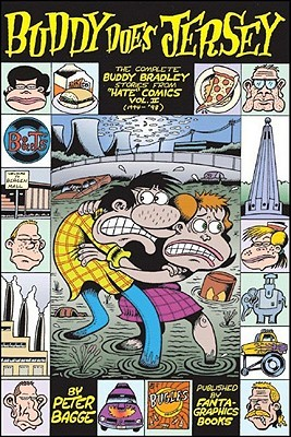 The Complete Buddy Bradley Stories from Hate Comics, Vol. 2 by Peter Bagge
