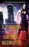 Sorceress, Interrupted (Elite Hands of Justice, #3)