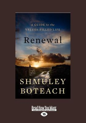 Renewal: A Guide to the Values-Filled Life