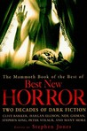 Best New Horror (The Mammoth Book of Best New Horror, Best Of)