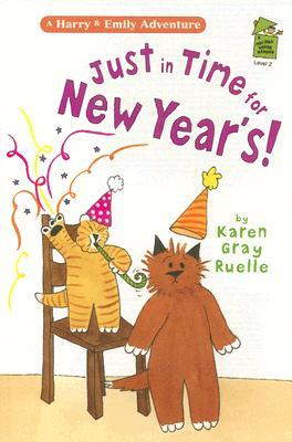 Just in Time for New Year's! by Karen Gray Ruelle