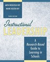 Instructional Leadership: A Research-Based Guide to Learning in Schools