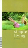 Simple Living: Th...