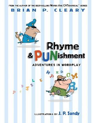 Rhyme & Punishment by Brian P. Cleary