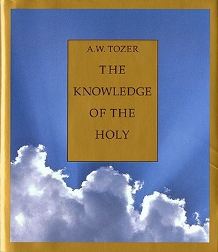 The Knowledge of the Holy: Large Print Edition