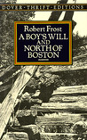 A Boy's Will / North of Boston (Dover Thrift)