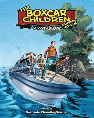 Surprise Island (The Boxcar Children Graphic Novels, #2)