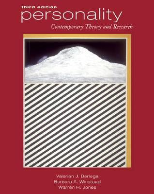 Personality: Contemporary Theory and Research (with Infotrac) [With Infotrac]