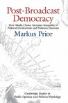 Post-Broadcast Democracy: How Media Choice Increases Inequality in Political Involvement and Polarizes Elections
