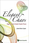 Elegant Chaos: Algebraically Simple Chaotic Flows