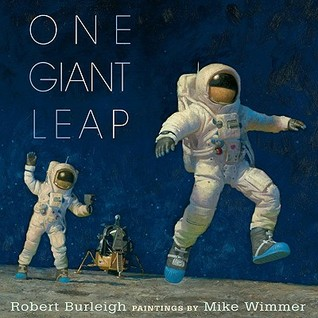 One Giant Leap by Robert Burleigh