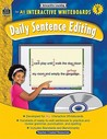 Interactive Learning: Daily Sentence Editing, Grade 5 [With CDROM]