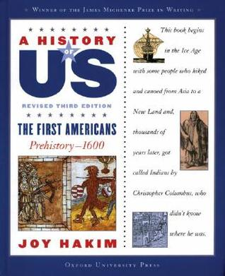 The First Americans by Joy Hakim