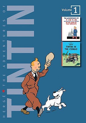 The Adventures of Tintin, Vol. 1: Tintin in the Land of the Soviets / Tintin in the Congo