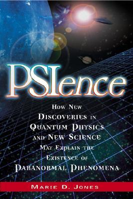 PSIence by Marie D. Jones