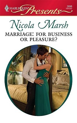 Marriage by Nicola Marsh