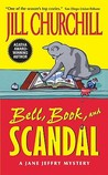 Bell, Book, and Scandal (Jane Jeffry, #14)