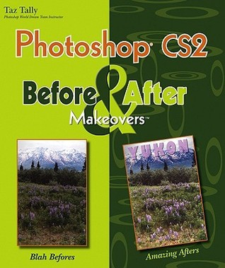 Photoshop Cs2 Before & After Makeovers by Taz Tally