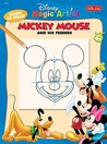 Learn to Draw Walt Disney's Mickey Mouse