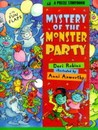 Mystery Of The Monster Party