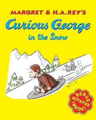 Curious George in the Snow by Margret Rey