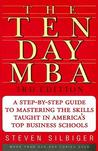 The Ten-Day MBA  by Steven Silbiger
