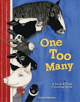 One Too Many: A Seek and Find Counting Book