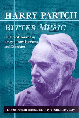 Bitter Music by Harry Partch