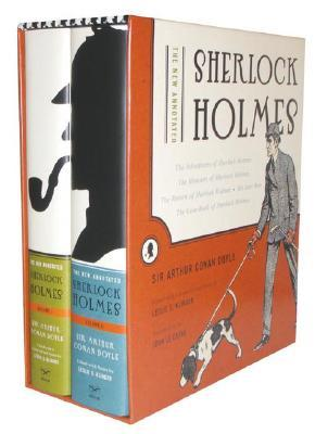 The New Annotated Sherlock Holmes 150th Anniversary by Arthur Conan Doyle